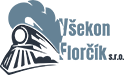 Všekon Florčík – Logo